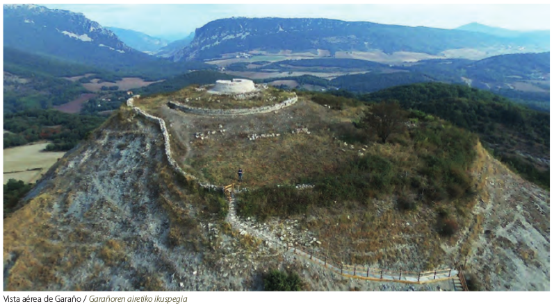 Ruta circular Valle de Ollo - Pamplona